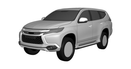 Así de Outlander será el nuevo Mitsubishi Montero