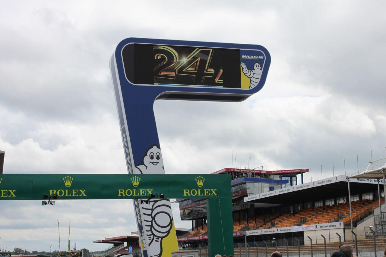 Foto de 24 horas de Le Mans 2013: 24 horas, 24 fotos (4/48)
