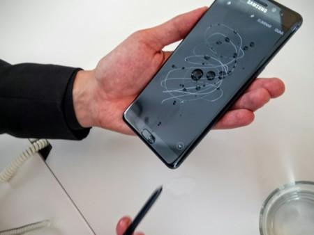 Samsung Galaxy Note 7 Resistente Agua