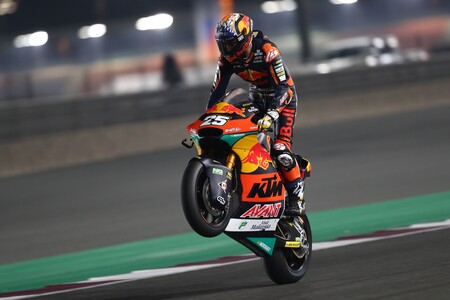 Fernandez Losail Moto2 2021