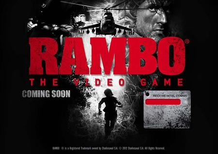 Nuevo tráiler de Rambo: The Video Game