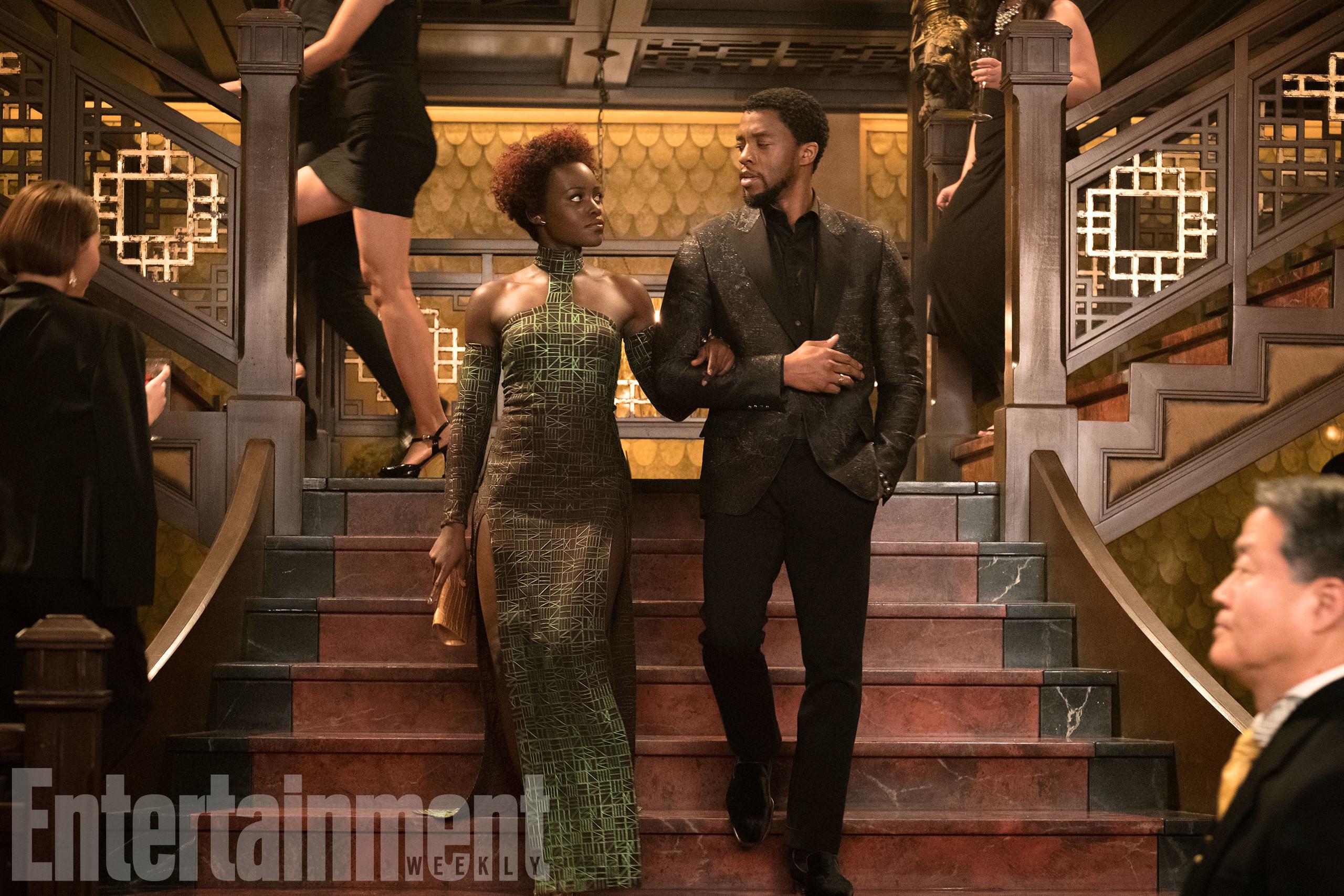 Foto de Nuevas imágenes oficiales de 'Black Panther' (19/20)