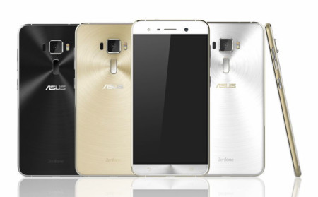 Cuerpo metálico y diseño premium: así serían los ASUS Zenfone 3