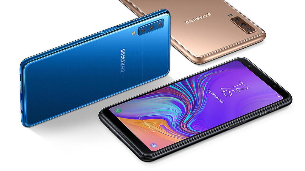 Las primeras pistas del Samsung™ Galaxy™ A30 anticipan alguna gama de acceso mas potente