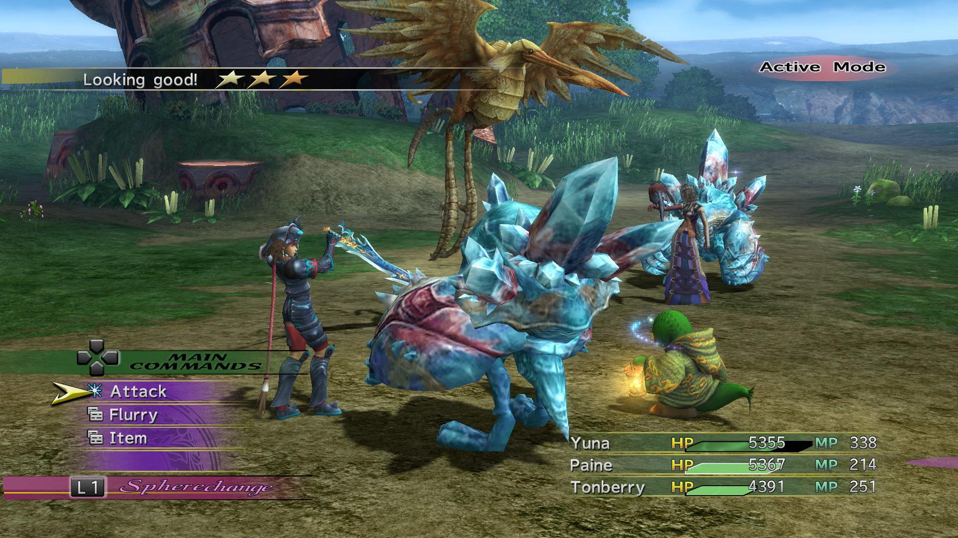 Foto de Final Fantasy X/X-2 HD Remaster (13/18)