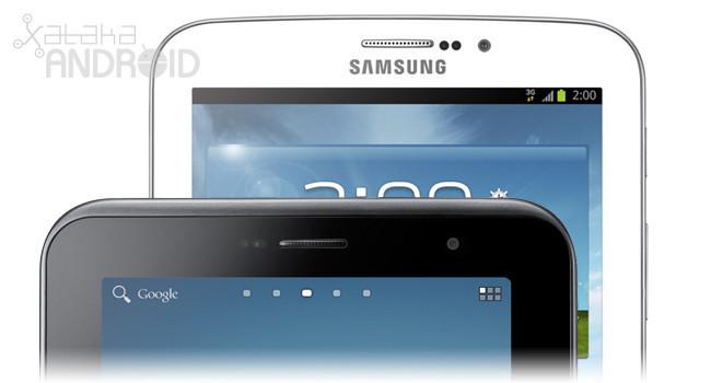 Galaxy Tab 2 y 3