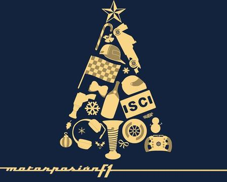 Motorpasión F1 os desea Feliz Navidad y un próspero 2014