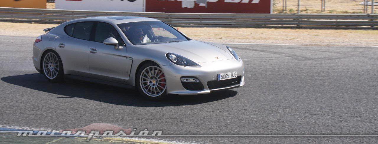 Foto de Porsche Panamera GTS (Prueba) (65/135)
