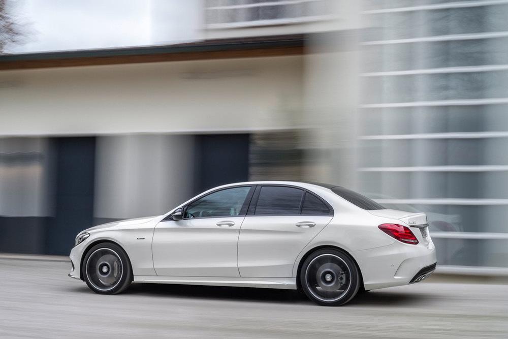 Foto de Mercedes-Benz C450 AMG 4Matic (8/24)