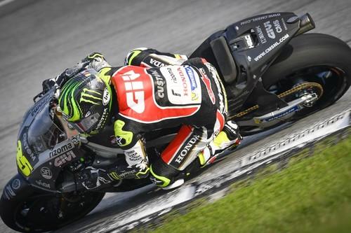 Cruchlow se lleva el mejor tiempo y Ducati prueba la nueva aerodinámica el primer día de test en Tailandia