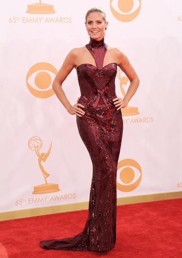 Las peor vestidas en los Premios Emmy 2013