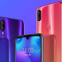 Xiaomi Mi Play, el primer notch con forma de gota de Xiaomi llega con MediaTek P35 y doble cámara trasera
