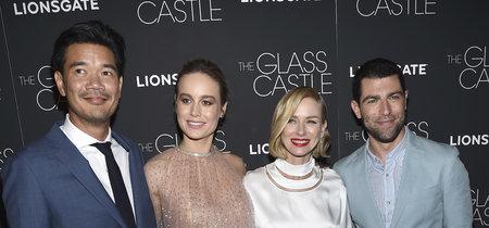 Estos son los vestidos con los que Naomi Watts y Brie Larson nos han conquistado en el estreno de 'The Glass Castel'