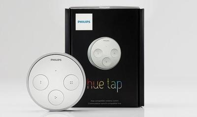 HUE Tap, el nuevo interruptor de Philips para sus bombillas inteligentes