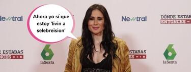 ¡A Rosa López le ha tocado el calvo (y no el de la lotería)! Le ponemos cara por primera vez a su novio