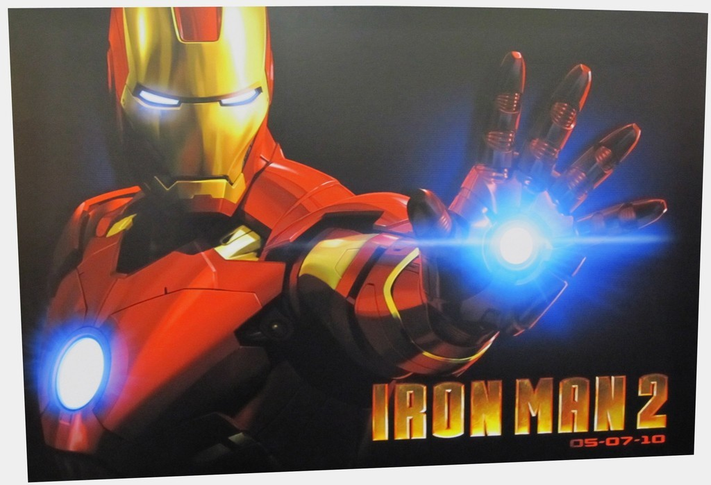 Foto de Carteles de 'Iron Man 2', 'Shrek 4', 'Oobermind', 'Rango' y 'Scott Pilgrim Vs. The World' (1/5)
