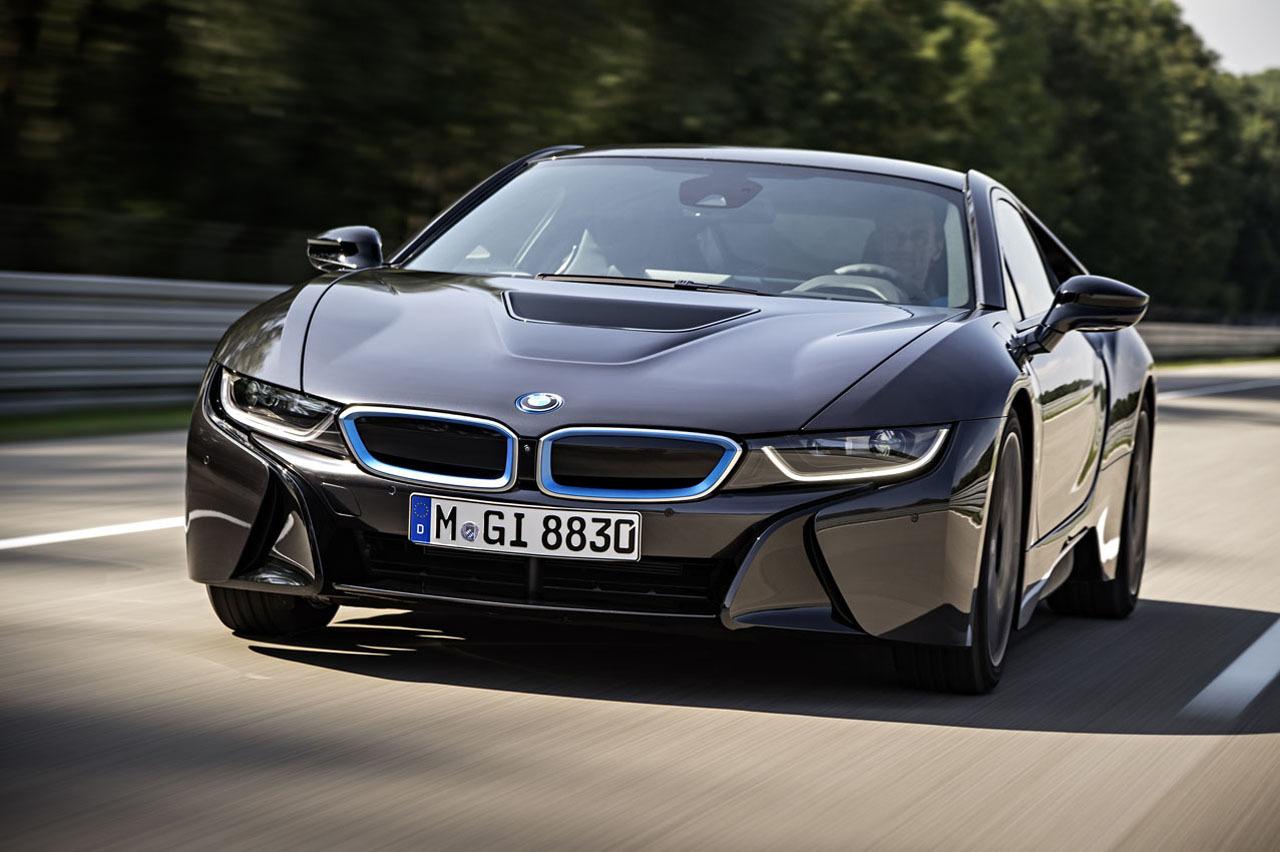 Foto de BMW i8 (31/124)