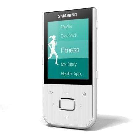 Samsung MyFit, mucho más que un reproductor de música