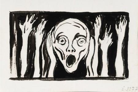 """La exposición """"Edvard Munch, hay mundos dentro de nosotros"""" reúne las cuatro colecciones más grandes del mundo del pintor noruego"""