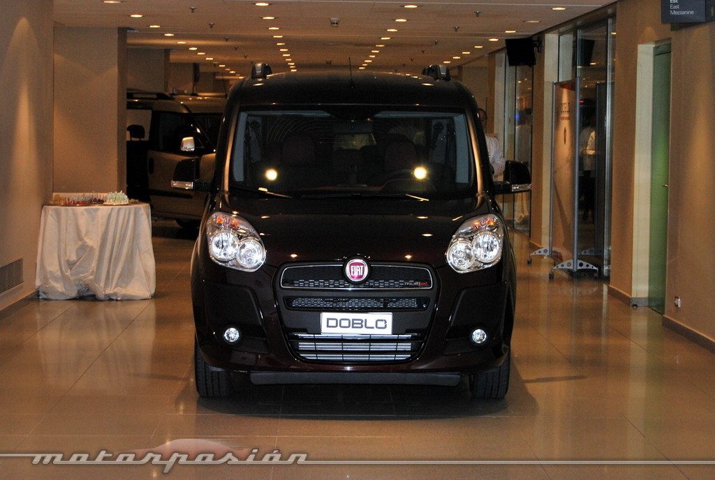 Foto de Fiat Doblo (presentacion) (1/124)