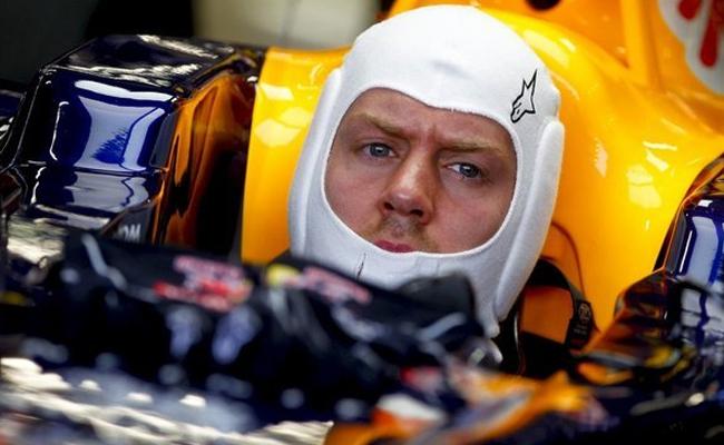 Sebastian Vettel 2012 Box Cerca