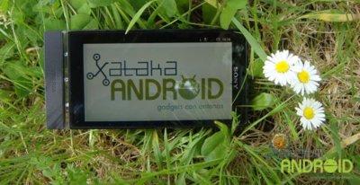 Sony Xperia P, análisis