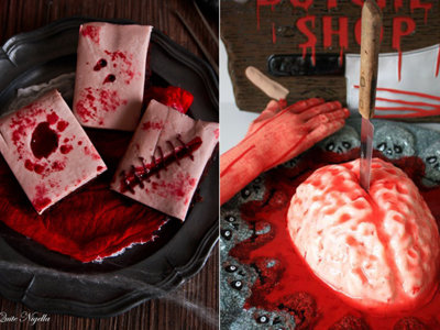 Halloween y las locuras de los cocinillas