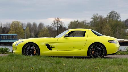 Mercedes-Benz SLS AMG Electric Drive (2013), a la venta