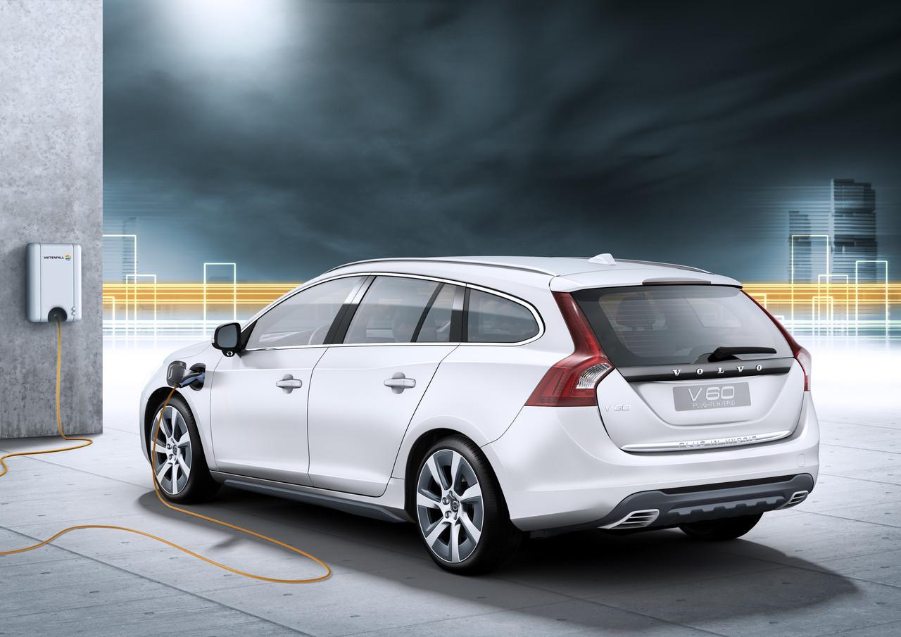 Foto de Volvo V60 Plug-in Hybrid (9/18)