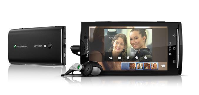 Foto de Sony Ericsson Xperia X10, diferentes medios (6/15)