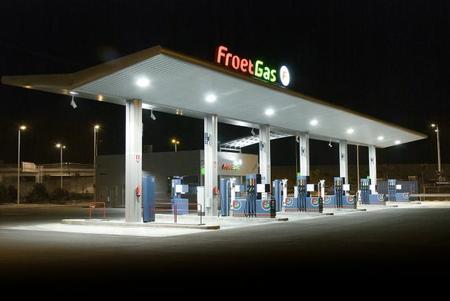 Tarjetas gasolineras