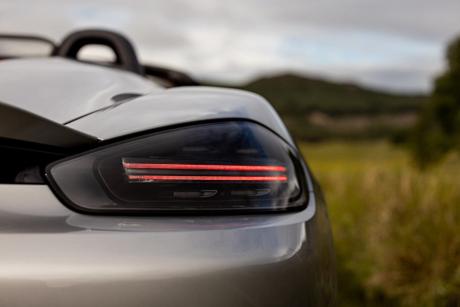 Foto de Porsche 718 Spyder (prueba contacto) (127/296)