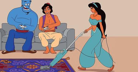 Deprimidos, cínicos y apresados: así serían los personajes de Disney si hubieran sido creados en el siglo XXI