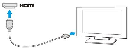 Conectar HDMI