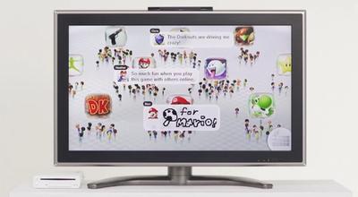 El Miiverse de Wii U no ofrecerá la posibilidad de conectarse a otras redes como Twitter o Facebook