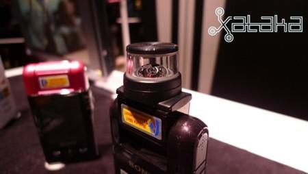 Probamos las videocámaras bloggie de Sony en el CES