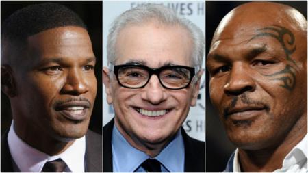 Jamie Foxx afirma que Martin Scorsese le dirigirá en el biopic de Mike Tyson