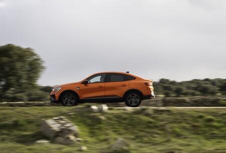 Renault Arkana E Tech 2021 Prueba 040