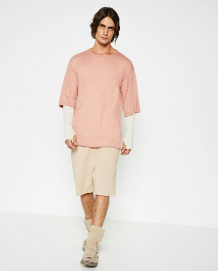 Zara Man Streetwise Collection Oversized T Shirt 900x1115