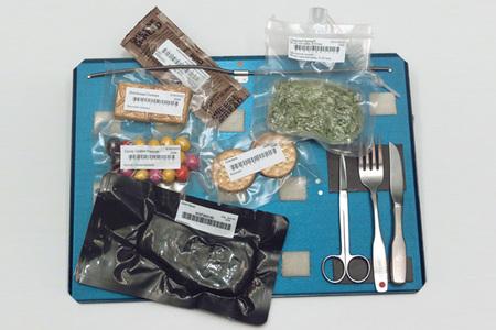 La nasa vende lotes de comida espacial - 2