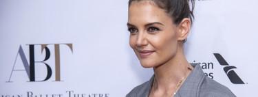 Katy Holmes y Olivia Palermo: dos maneras muy diferentes (y brillantes) de llevar plumas al ballet