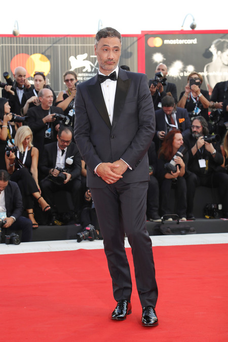 Taika Wqaititi First Man Premiere Opening Ceremony And Lifetime Achievement Award To Vanessa Redgrave Red Carpet Arrivals 75th Venice Film Festival