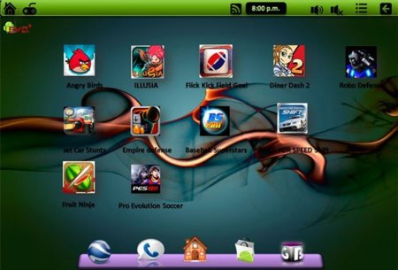 EVO 2, una idea de consola de sobremesa con Android