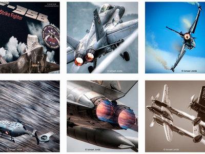 11 cuentas de Instagram que dan mucha guerra con los vehículos militares