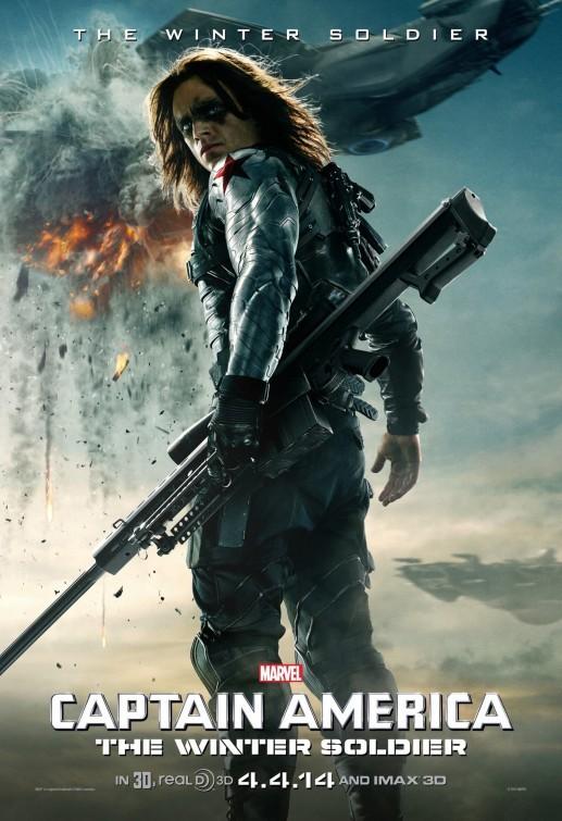 Foto de Carteles de 'Capitán América 2' (16/23)