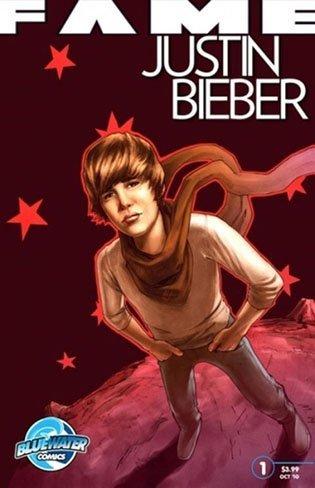 El apocalipsis: comic de Justin Bieber