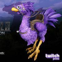 Los usuarios de Twitch Prime pueden conseguir GRATIS el Chocobo Kooky en Final Fantasy XV: Windows Edition