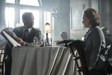 Spielberg reúne por primera vez a Meryl Streep y Tom Hanks en el tráiler de 'Los archivos del Pentágono'