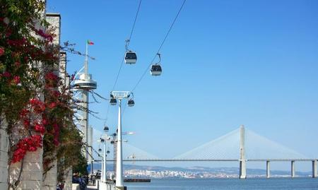 Teleférico Lisboa