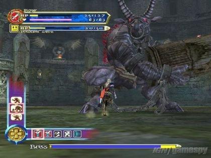 Otro Castlevania más para la PS2